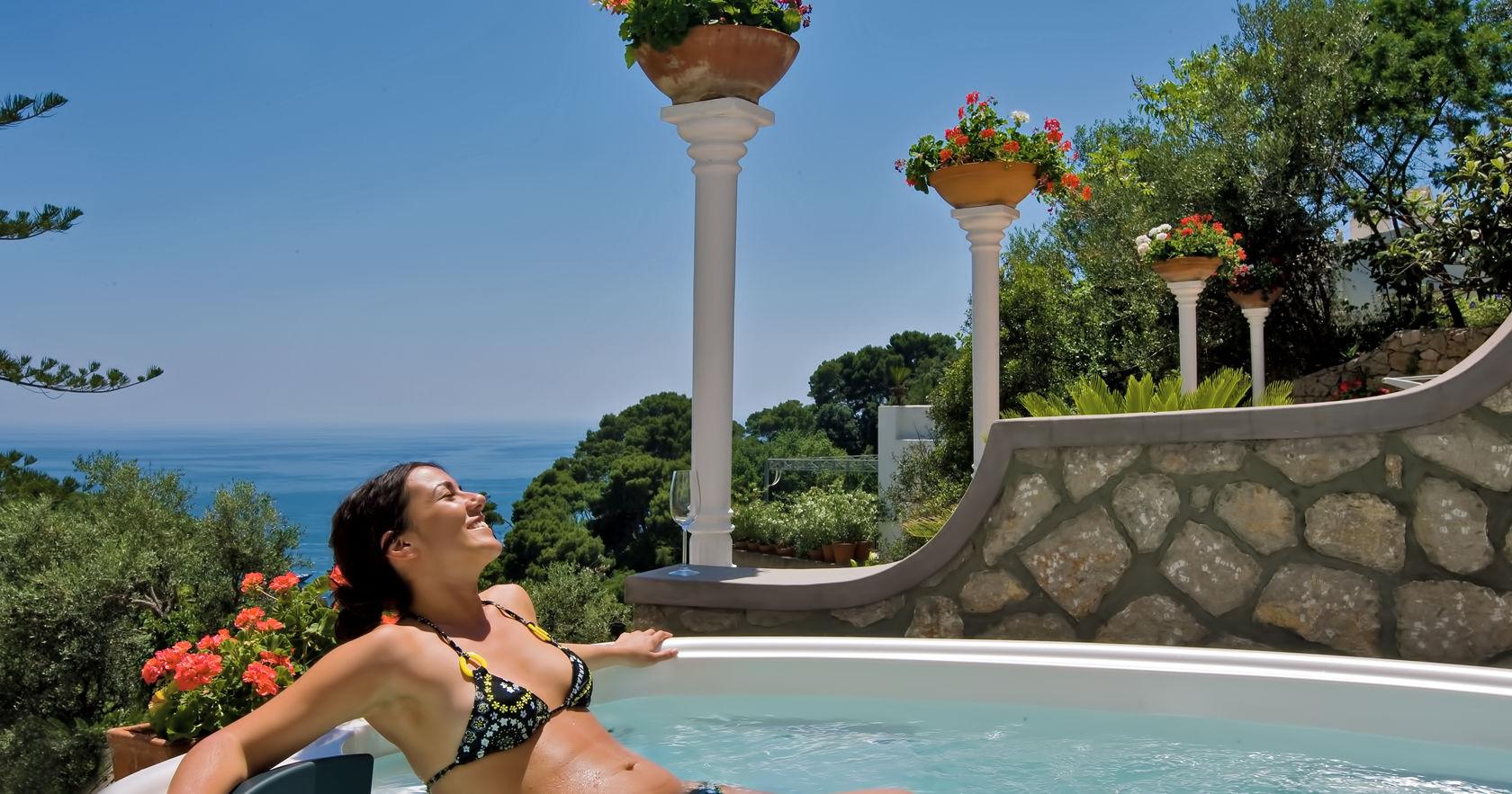 Capri Hotels 4 star, Best Luxury Hotels in Capri Italy ...
